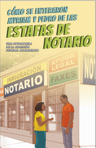 Foto Novella on Notarios